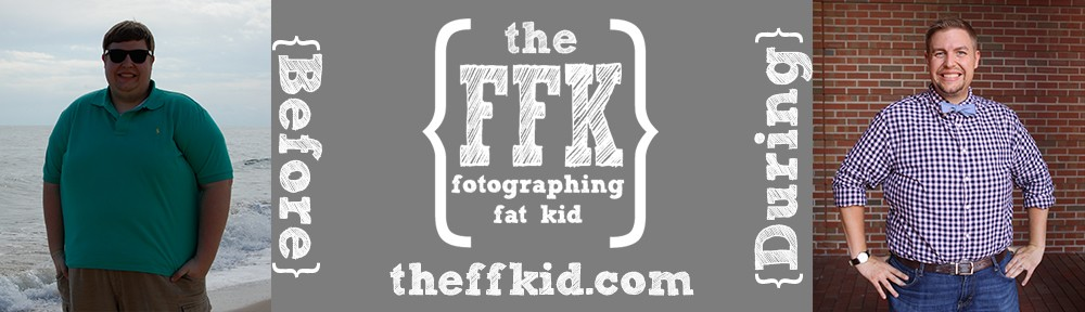 The Fotographing Fat Kid